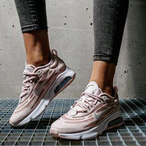 Nike W Air Max Exosense Barely Rose/ Mettalic Silver